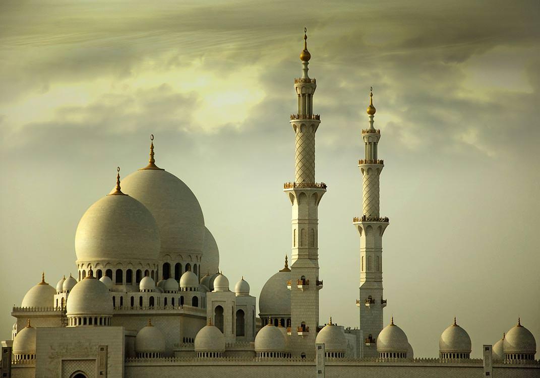 фотообои мечеть на телефон фотопортрета